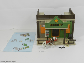 Playmobil 3786 - Sherrif's office,  2ehands