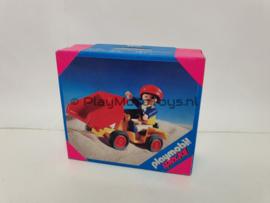 Playmobil 4600 - Kind met kieper special, MISB
