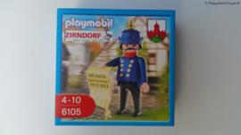 Playmobil 6105 - Zirndorfer Politieagent  - Promo