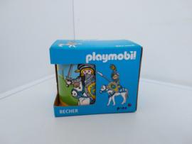 Playmobil Porseleinen Mok - Ridders (P:OS)
