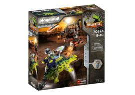 Playmobil 70626 - Saichania: Invasie van de robot