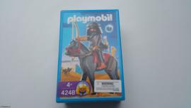 Playmobil 4248 - Rover te paard