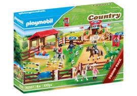 Playmobil 70337 - Grote wedstrijdpiste Promopak