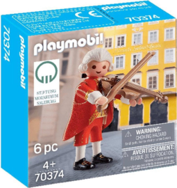 Playmobil 70374 - Wolfgang Amadeus Mozart  - Promo