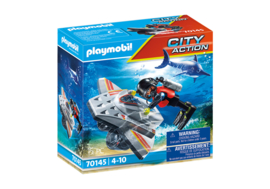 Playmobil 70145 - Duikscooter