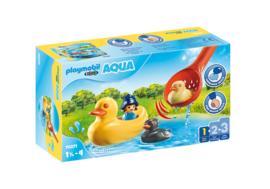 Playmobil 70271 - Eendenfamilie