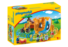 1.2.3. Playmobil 9377 - Dierenpark