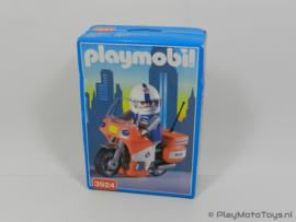 Playmobil 3924 - Spoedarts op de motor