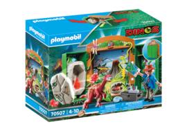Playmobil 70507 - Speelbox Dino onderzoeker