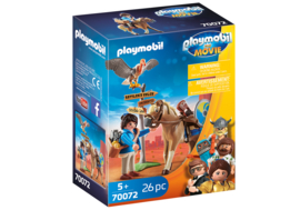 70072 - PLAYMOBIL: THE MOVIE Marla met paard