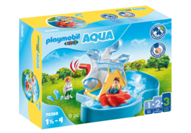 Playmobil 70268 - Waterrad met carrousel