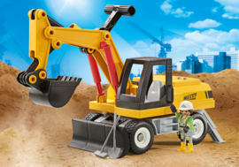 Playmobil 9888 - Graafmachine