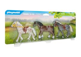 Playmobil 70683 - Paarden Set