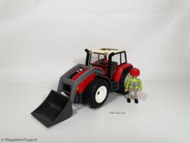 Playmobil 4496 - Tractor, gebruikt