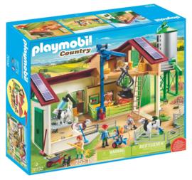 Playmobil 70132 - Boerderij met silo en dieren