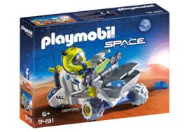 Playmobil 9491 Mars trike