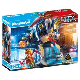 Playmobil 70571 - Politierobot