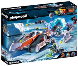 Playmobil 70230 Spy Team commandoslee met licht en geluid