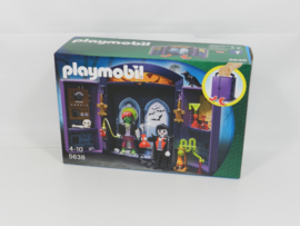 Playmobil 5638 - Haunted House Play Box