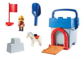 Playmobil 70340 - Zandkasteel