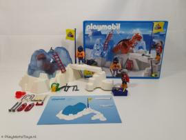 Playmobil 3170 - Dinosauriër ontdekking met doos,  2ehands