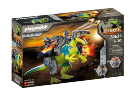 Playmobil 70625 - Spinosaurus: Dubbele Verdediging