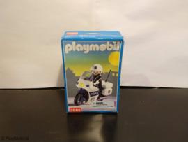 Playmobil 3986 - Politiemotor (v1)