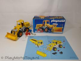 Playmobil 3458 - Wiellader, MIB