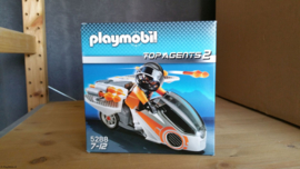 Playmobil 5288 - Top Agents Spybike