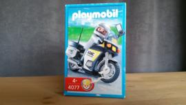 Playmobil 4077 - ADAC Motor surveillance V1