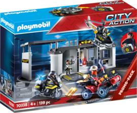 Playmobil 70338 - Meeneem SIE centrale