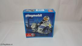 Playmobil 3986 - Politiemotor (v2)