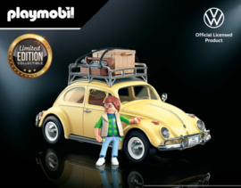 Playmobil 70827 - Volkswagen Kever Limited Edition