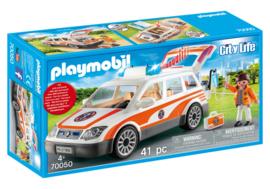 Playmobil 70050 - Mobiel medisch team