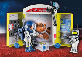 Playmobil 70307 - Speelbox Ruimtestation