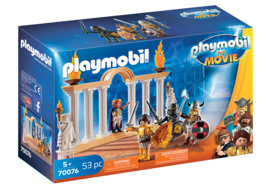 70076 - PLAYMOBIL: THE MOVIE Keizer Maximus in het Colosseum