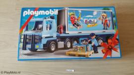Playmobil 5091 - Funpark Container vrachtwagen MISB