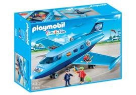 Playmobil 9366 - FunPark Vliegtuig met Rico