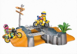 Playmobil 7396 - Woestijn rally MISB