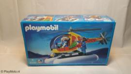 Playmobil 3220 - Helicopter met drijvers