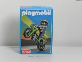 Playmobil 3698 - Striker Motocrosser MISB