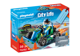 "Playmobil 70292 - Kado set ""Kart race"""