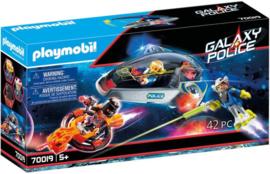 Playmobil 70019 - Galaxy politieglider