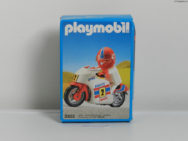 Playmobil 3303 - Race motor MISB
