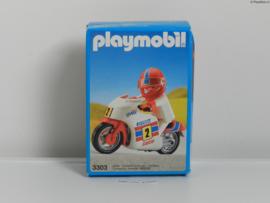 Playmobil 3303 - Race motor MISB