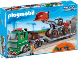 Playmobil 5026 - Dieplader met shovel (exclusive set)