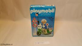 Playmobil 3572 - Politiemotor V1.
