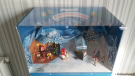 Playmobil 4161 Advent Calendar 'Christmas Post Office' // GROTE Display