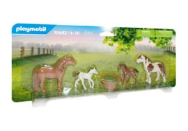Playmobil 70682 - Pony`s met veulens