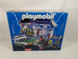 Playmobil 3605 - Avonturen Set Politie MISB
